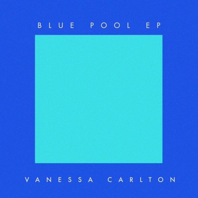 """Check out the surprisingly synthy """"Take It Easy,"""" my pick from Vanessa Carlton's new Blue Pool EP."""