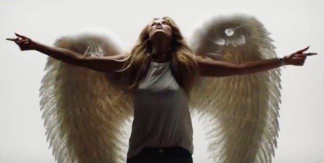 "Delta Goodrem is BACK with the release of her new single, ""Wings"" set to impact radio October 30th."