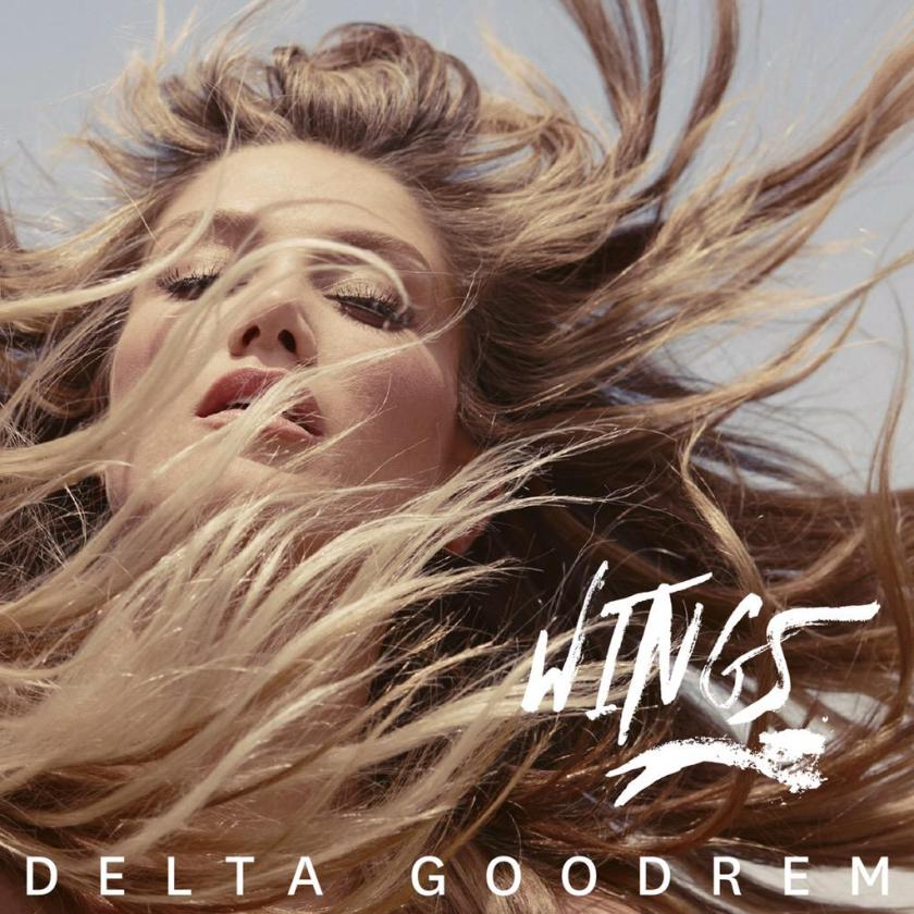 "Delta Goodrem will release her new single, ""Wings"" in the UK October 30th."