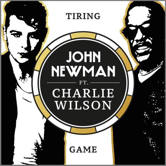 """Check out Jean Tonique's BRILLIANT house makeover of John Newman's already-infectious new single """"Tiring Game."""""""