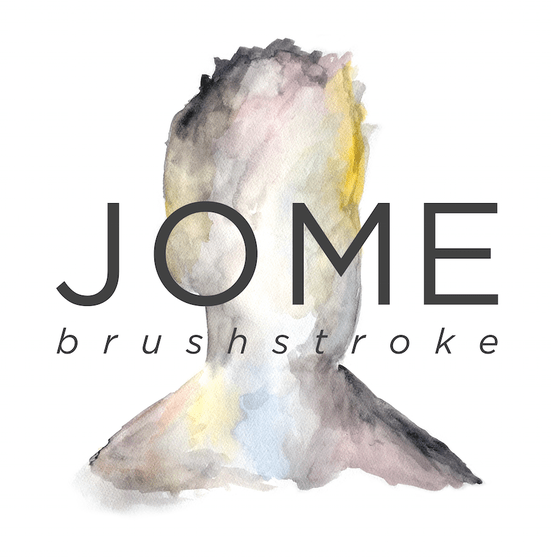 "Introducing JOME, an exciting new artist from Los Angeles. Check out his debut single, ""Brushstroke,"" available now."