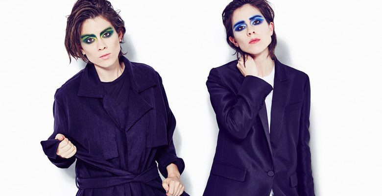 Music Is My King Size Bed is giving away 3 copies of the new Tegan And Sara album, Love You To Death