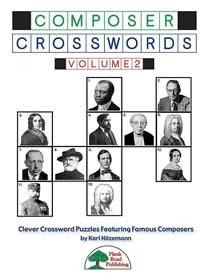 Composer Crosswords - Volume 2