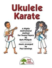 Ukulele Karate - ukulele teaching method