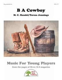 B A Cowboy