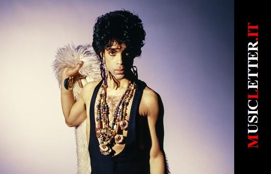 Prince (foto di Jeff Katz)
