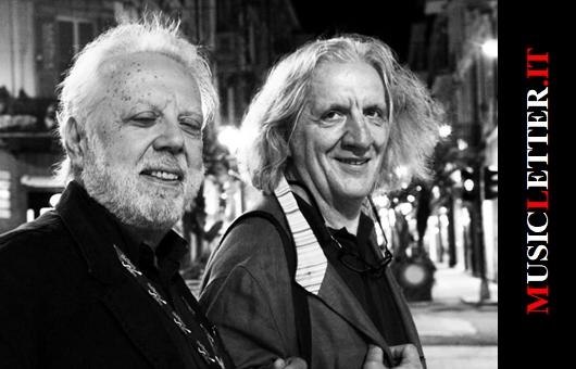 Sergio Staino e Sergio Secondiano Sacchi (foto di Renzo Chiesa)