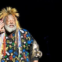 George Clinton @ Royal Festival Hall (Meltdown)