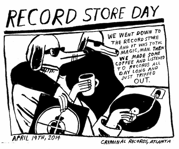 30 ESSENTIAL RECORD STORE DAY RELEASES #RSD14