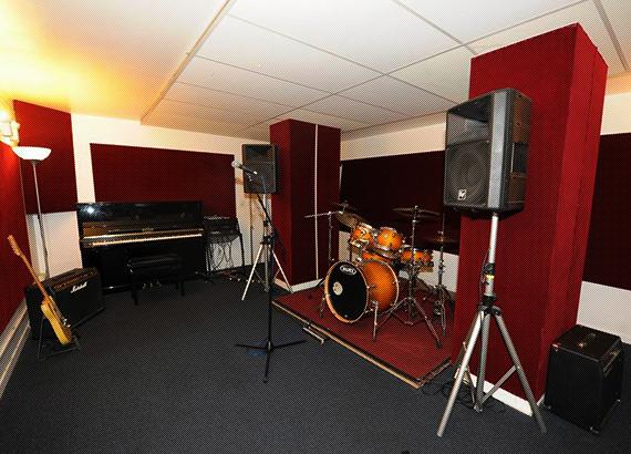 Studios de rptition  Paris  Salle de rptition