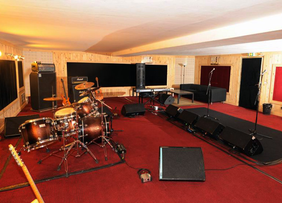 Studios de rptition  Paris  Salle de rptition  Music Live