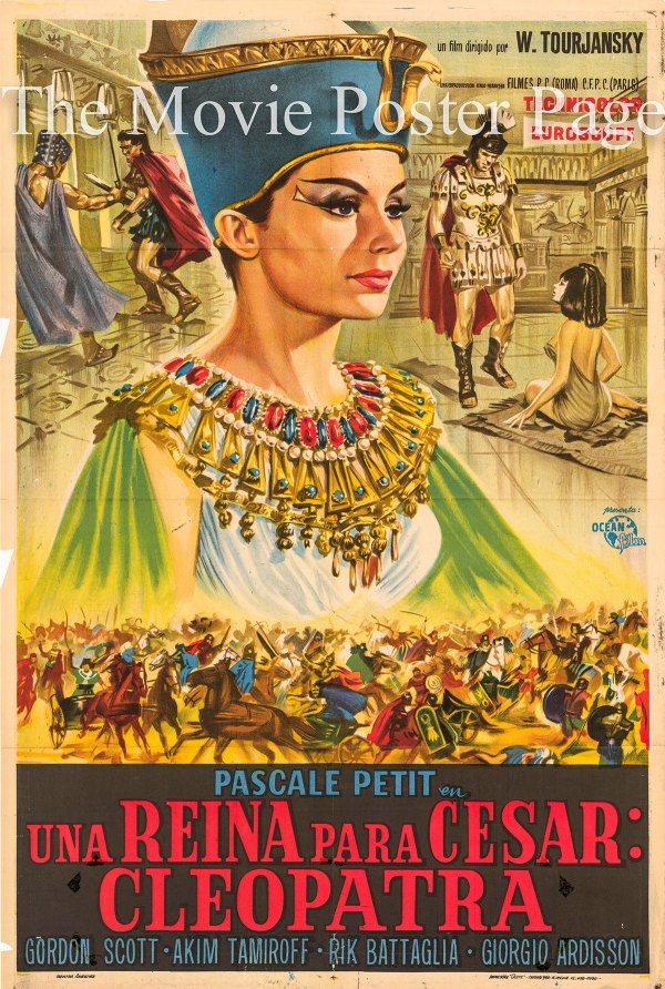 Caesar and Cleopatra Movie