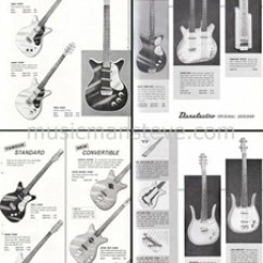 Wiring Diagram For Bass Guitar International 454 Tractor My Vintage Musical Instrument Catalogs