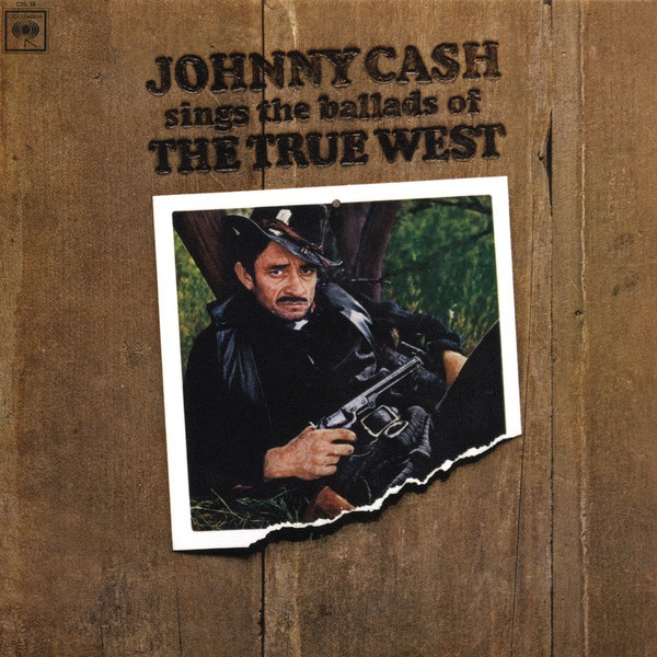 Johnny Cash  Sings the Ballads of the True West 1965  MusicMeternl
