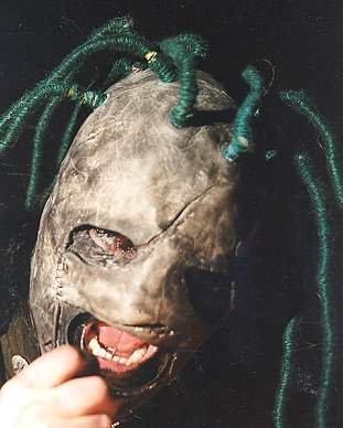 Slipknot live in Munich 2001