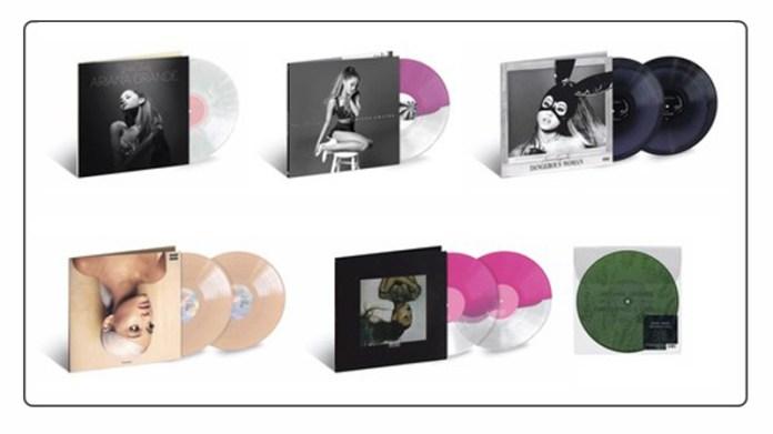 Картинки по запросу ariana grande record shop
