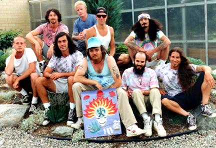 The Grateful Dead: marketing et fans au sein du mythe