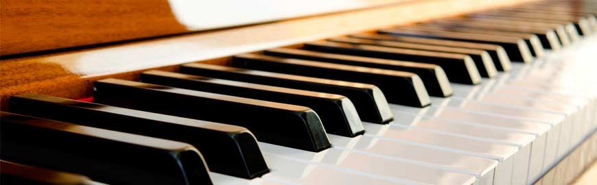 Piano y teclados