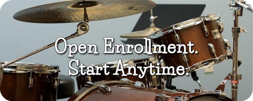 Open Enrollment. Start Anytime. Music School East Brunswick NJ