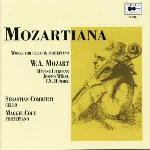Sebastian Comberti, Maggie Cole – Mozartiana