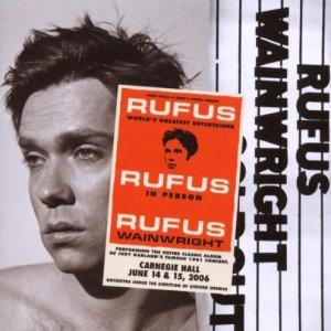 Rufus Wainwright - Rufus Does Judy: Live At Carnegie Hall