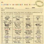 The Matthew Herbert Big Band – There's Me And There's You