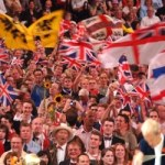 Prom 73: Last Night of the Proms @ Royal Albert Hall, London