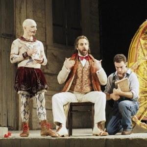 James Bellorini, Riccardo Novaro & Christopher Tiesi(Photo: Sisi Burn)