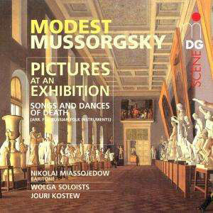 Modest Mussorgsky—Pictures at an Exhibition