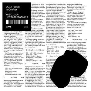 Owen Pallett - In Conflict