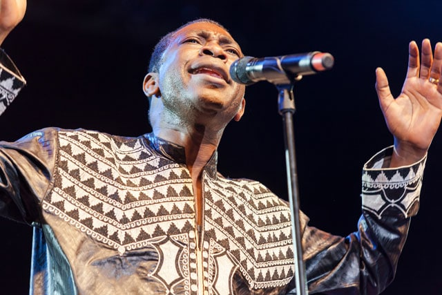 Youssou N'Dour @ WOMAD 2014