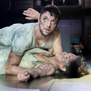 Gyula Orendt & Mary Bevan(Photo: Stephen Cummiskey)