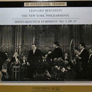Bernstein - Shostakovich