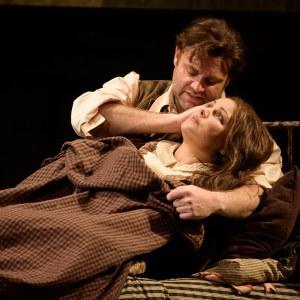 Joseph Calleja & Anna Netrebko(Photo: Bill Cooper)
