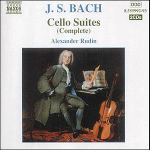 JS Bach - Cello Suites