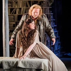 Sara Fulgoni & Carl Tanner(Photo: Robert Workman)