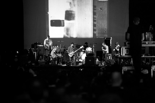 Godspeed You! Black Emperor, live at Pitchfork Paris 2015