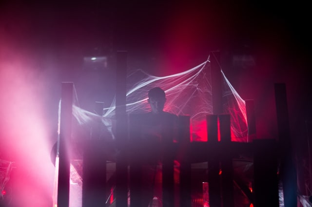 Hudson Mohawke, live at Pitchfork Paris 2015