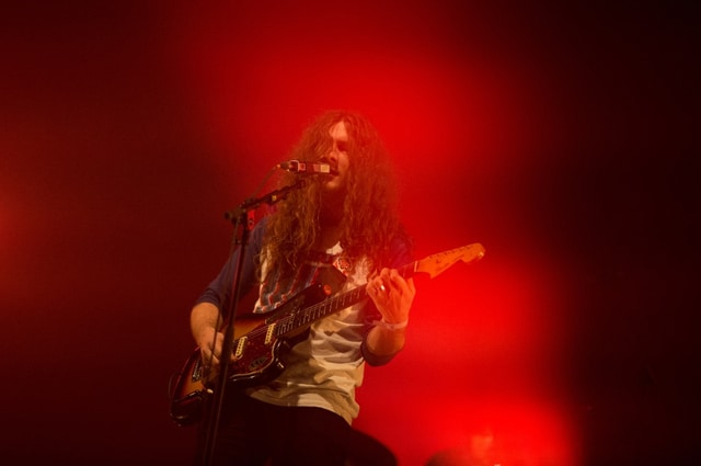 Kurt Vile, live at Pitchfork Paris 2015
