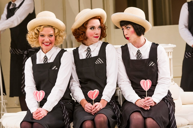 Fiona Camfield, Mary Bevan & Rachael Lloyd(Photo: Tristram Kenton)