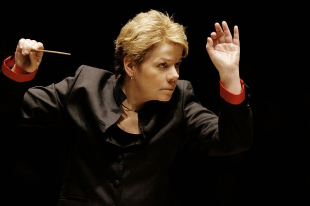Marin Alsop(Photo: Grant Leighton)