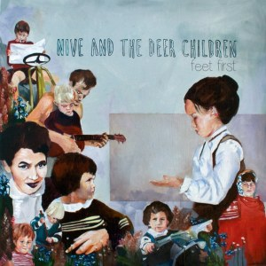 Nive And The Deer Children - Feet First