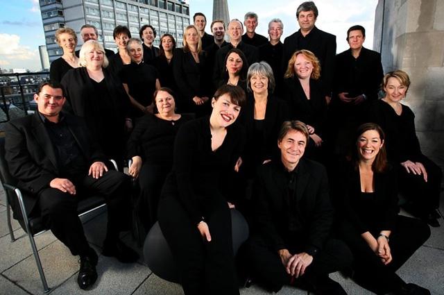 The BBC Singers