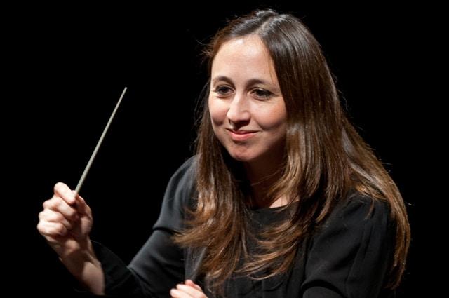 Joana Carneiro(Photo: Dr Dave Weiland)
