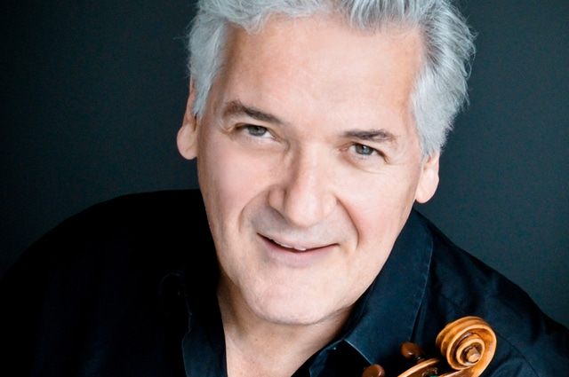 Pinchas Zukerman(Photo: Cheryl Mazak)