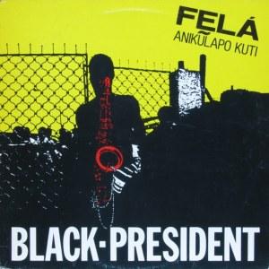 Fela Kuti - Black President