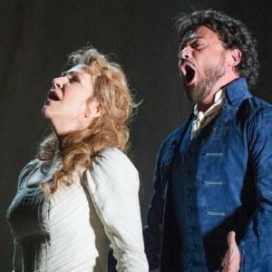 Joyce DiDonato & Vittorio Grigolo(Photo: Alastair Muir)