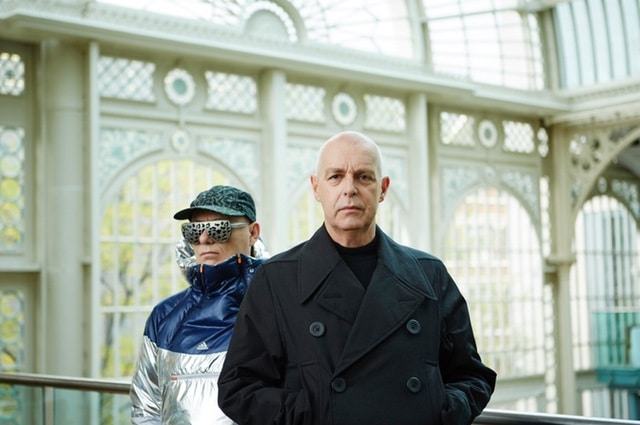 Pet Shop Boys at the Royal Opera House (Photo: Pelle Crepin)