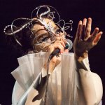 Björk @ Royal Albert Hall, London