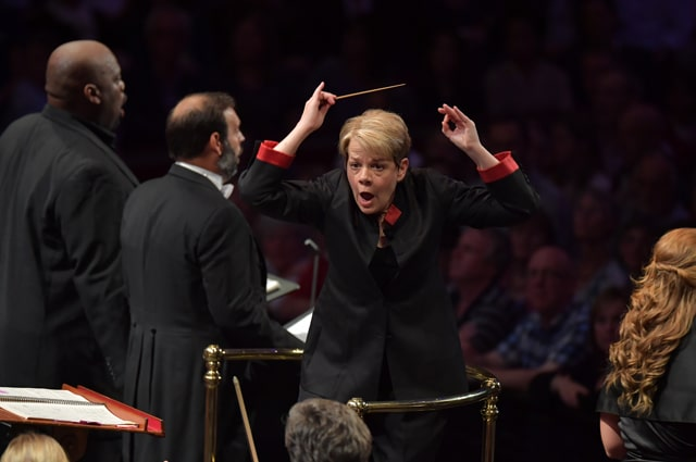 Marin Alsop(Photo: Chris Christodoulou)